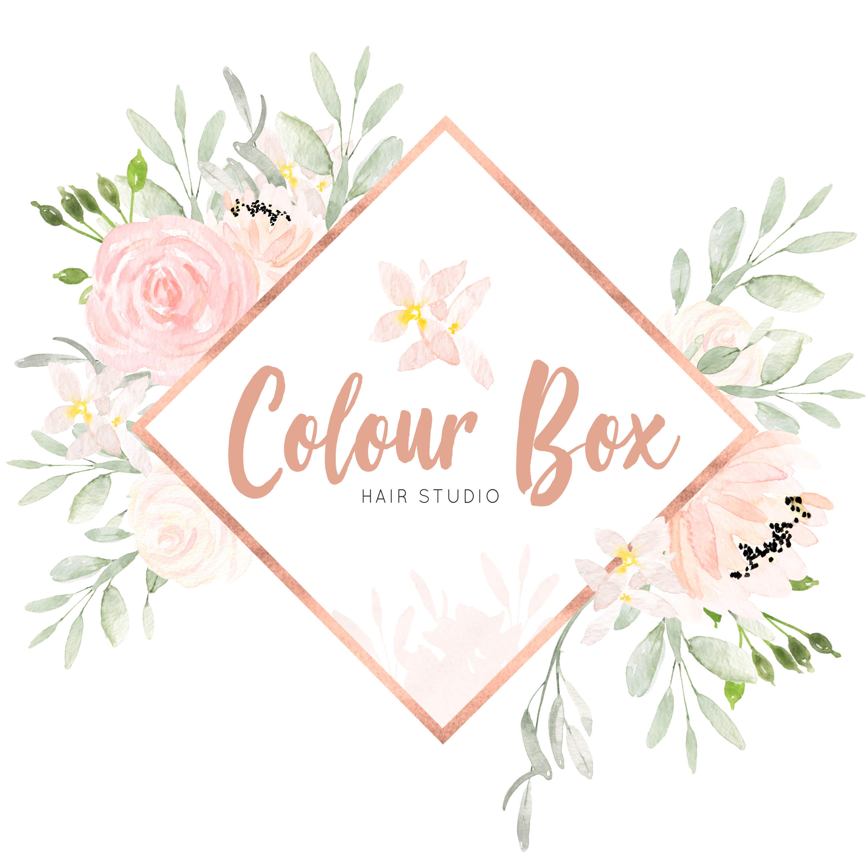 COLOUR BOX HAIR STUDIO